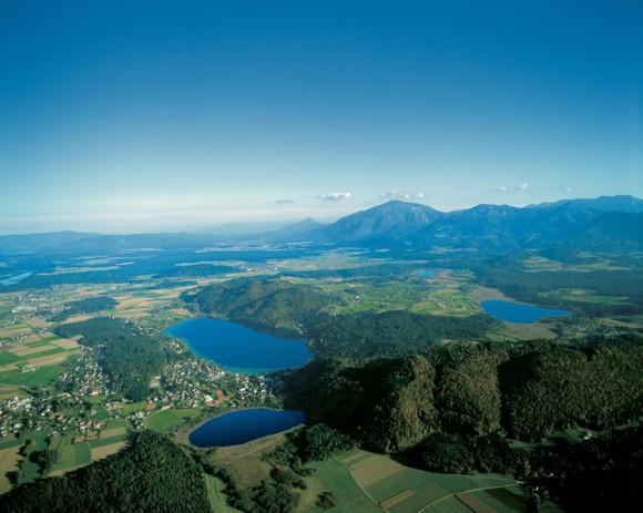 Panoramabild: ©Region Klopeiner See - Südkärnten