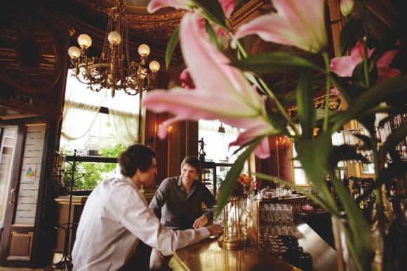 Kaffeehaus: Café Savoy. Foto: WienTourismus/Peter Rigaud