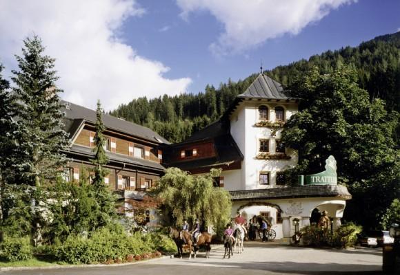 Der Trattlerhof in Bad Kleinkirchheim.