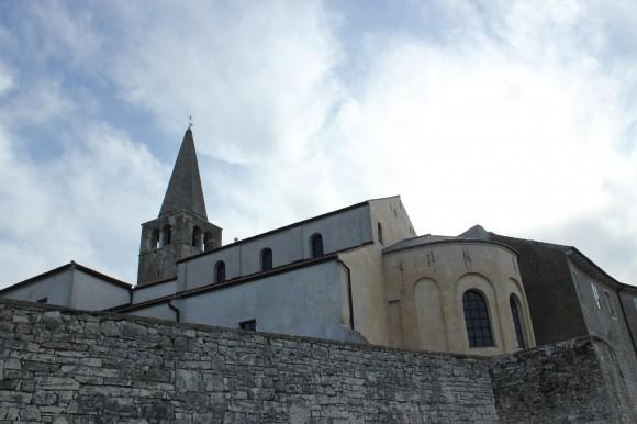 Altstadt von Porec? – UNESCO-Weltkulturerbe! Foto: pixelpoint