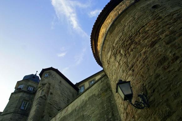 Kronacher Festung Rosenberg-eine der größten Festungsanlagen Deutschlands