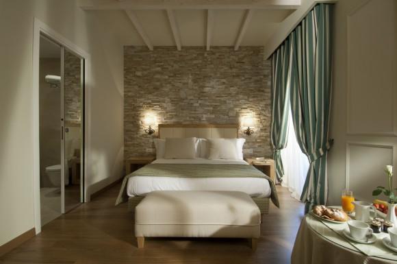 Kurhaus Cademario Hotel & Spa - Deluxe Doppelzimmer.