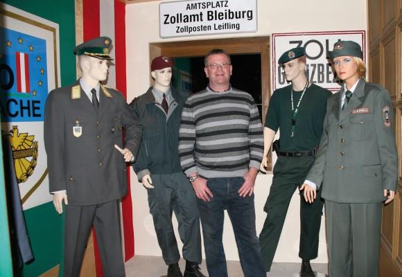Zollwachemuseum in Kärnten