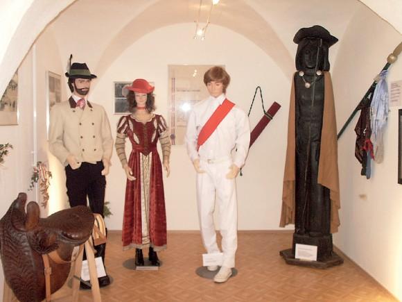 Ausflugsziel in Kärnten: Brauchtumsmuseum Weitensfeld.