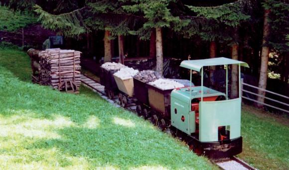 Grubenbahnmuseum Knappenberg