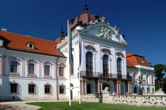 Foto: Königliches Schloss Gödöllö