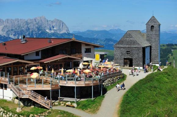 """Kitzbüheler Alpen: Das Wandererlebnis mit """"Genussgarantie"""""""