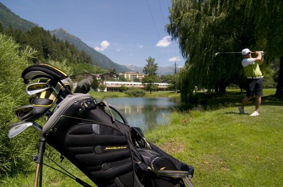 Im Quellenhof Resort fehlt es den Golfern an rein gar nichts:
