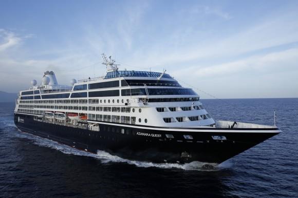 Kreuzfahrten ab Hamburg mit der Azamara Quest