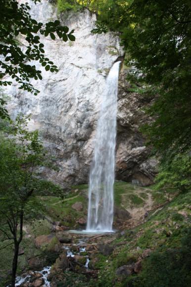 Wildensteiner Wasserfall. Foto: pixelpoint