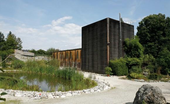 Botanikzentrum in Klagenfurt