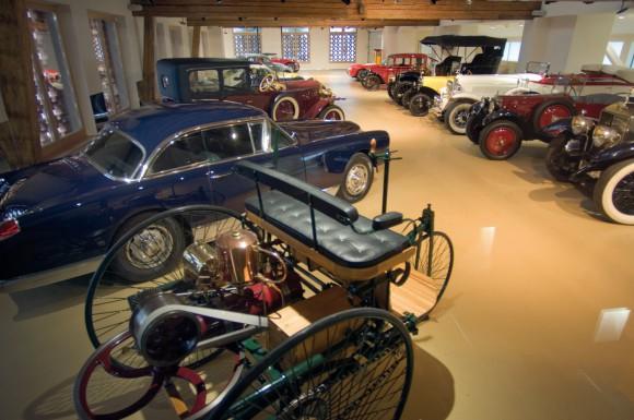Automuseum Seppenbauer.