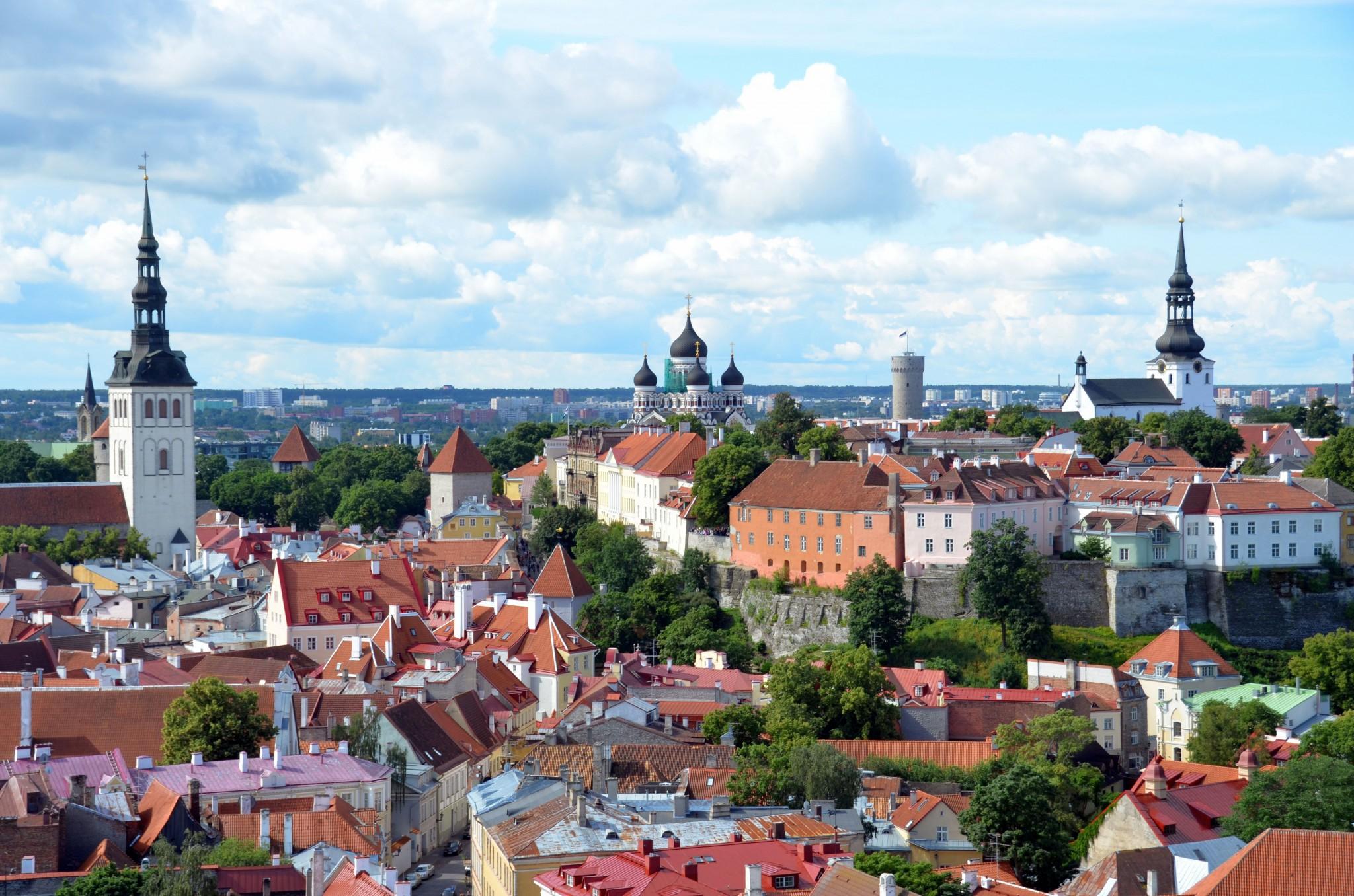 huvudstad i estland