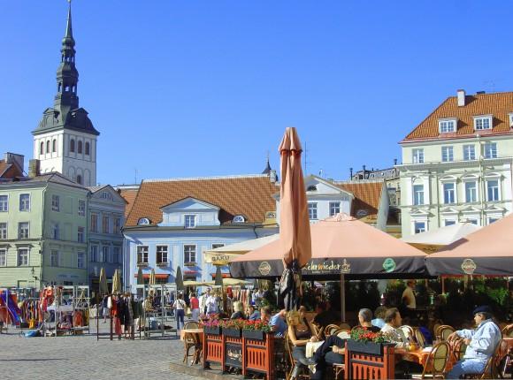 Tallinn, Estland (c)Schnieder Reisen
