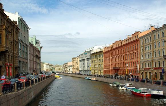 Innenstadt von St. Petersburg, Russland (c)Schnieder Reisen