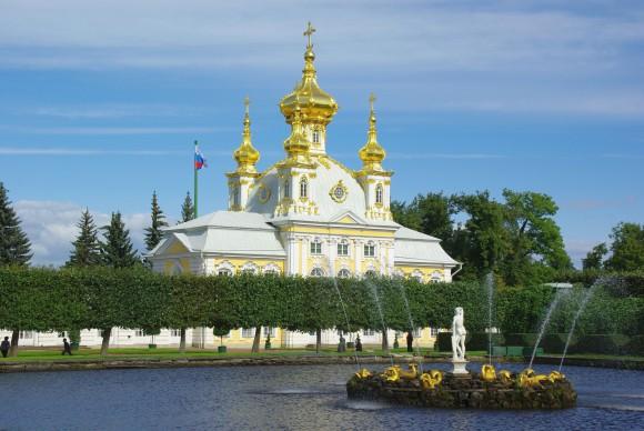 Peterhof,Russland (c)Schnieder Reisen