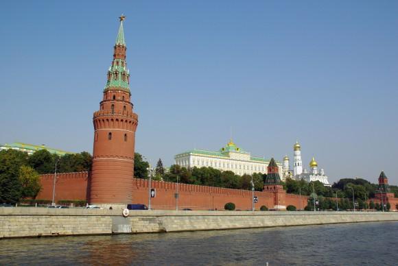 Kremlmauer in Moskau, Russland (c)Schnieder Reisen