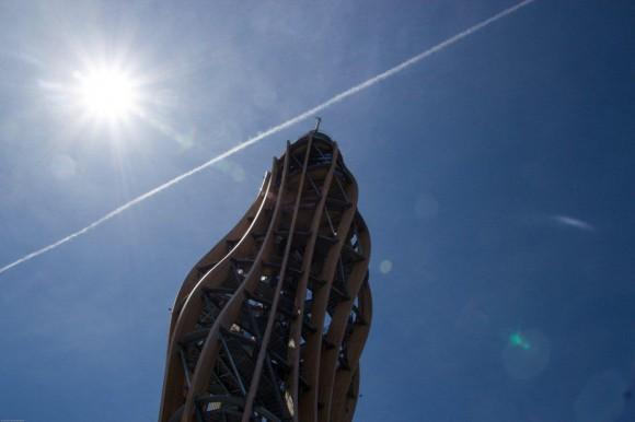 Am 20. Juni wird der Turm feierlich eröffnet!
