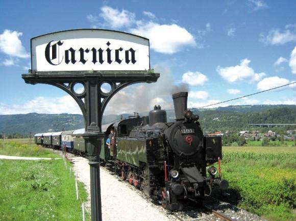 Nostalgiebahnen – 27 Museum Historama
