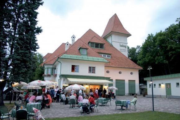 Schau-Kraftwerk Forstsee