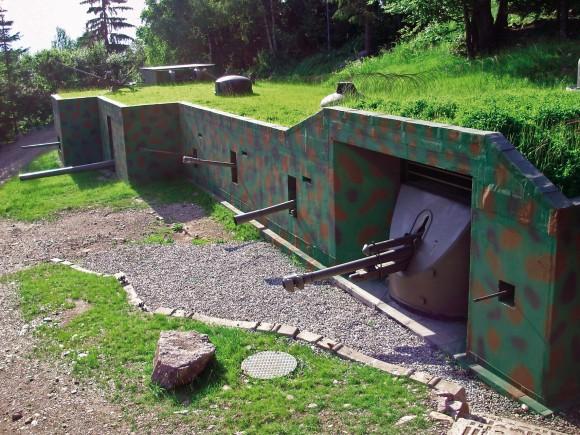 Bunkermuseum Wurzenpass/Kärnten