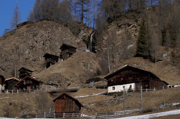 Apriacher Stockmühlen- Freilichtmuseum
