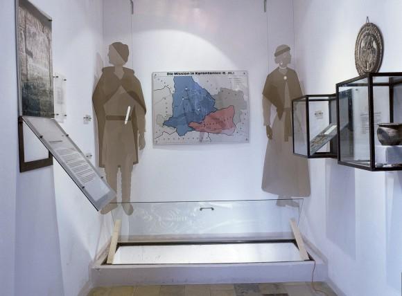 Frühmittelalter- Museum Carantana