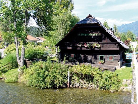 Kärntner Fischereimuseum Seeboden