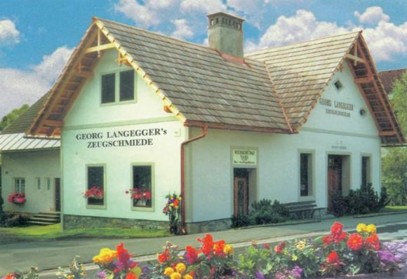 Schmiedemuseum und Heimatmuseum Weißbriach