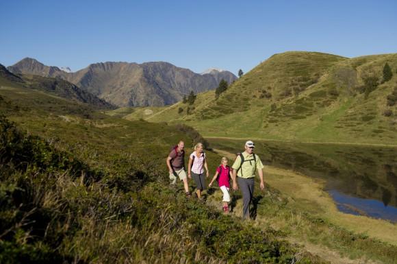 Wandern mit den Naturexperten Foto: GeoPark Franz Gerdl