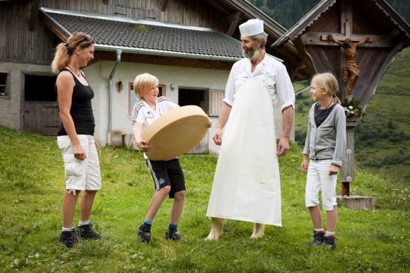 Käserei Wildschönau  © www-wildschoenau-com