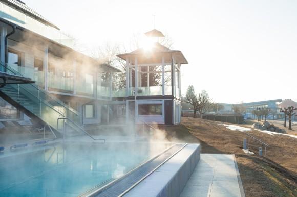 Im 1. Kärnten Badehaus den Winter genießen. Foto: Kärnten Badehaus