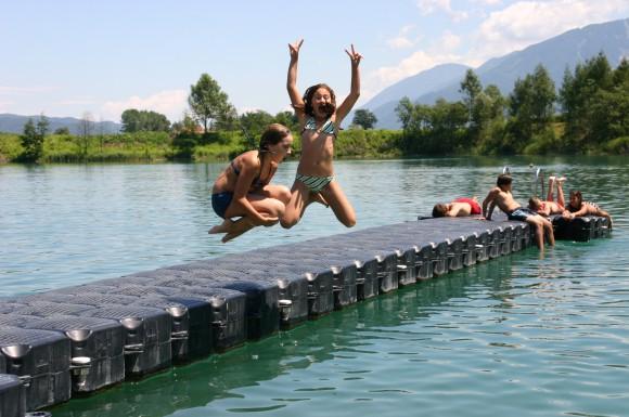 Auch kleiner Kärntner Seen bekommen beste Bewertungen. Foto: pixel.at