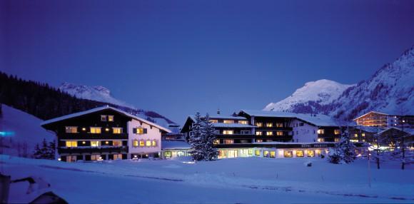 Hotel Arlberg.