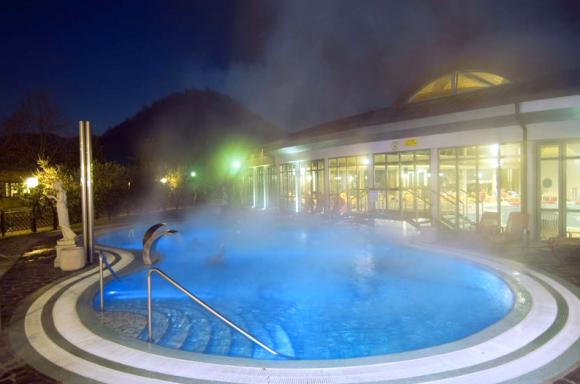 Montegrotto Terme, Italien. Foto: Hotel Petrarca