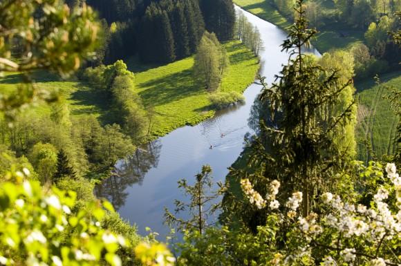 Petersgrat bei Joditz_© Frankenwald Tourismus