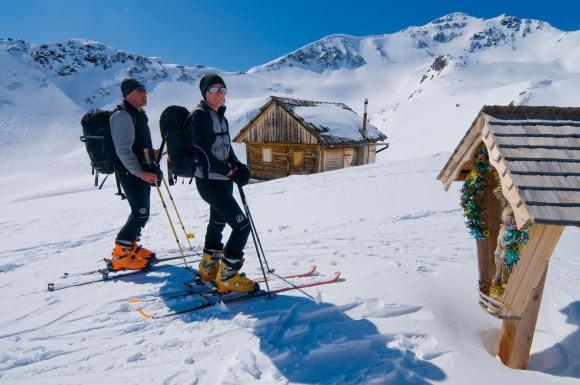 Skitour Goldberggruppe - Klaus Dapra