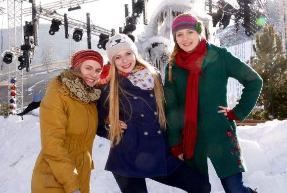 Poxrucker Sisters. Foto: ORF/Peter Krivograd