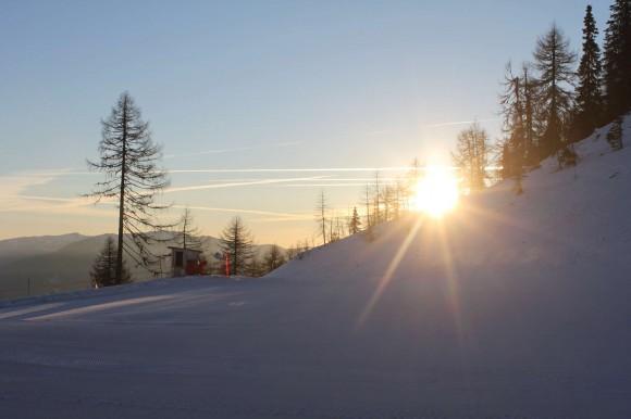 Early Morning Skiing in der Region Bad Kleinkirchheim ...