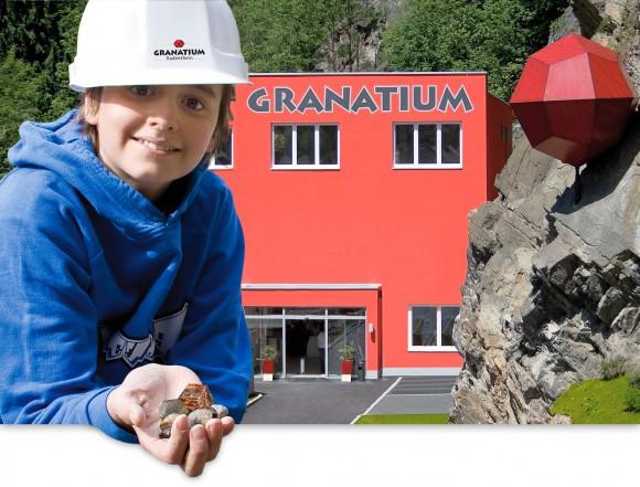 Granatium Radenthein in Kärnten