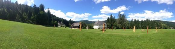 Holzbildhauersymposion Schloss Albeck
