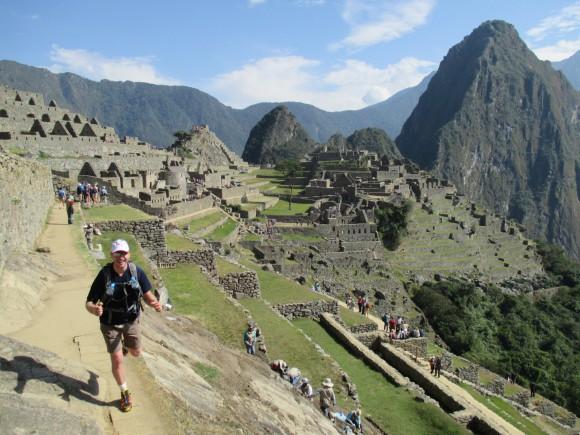 Südamerika: Incatrail Marathon