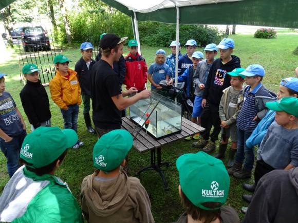 Hallegger Kinder- und Jugend-Fischereitage