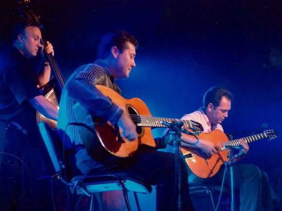 Melodische Gitarrenakkorde am Millstätter See. Foto: Gitarrenfestival