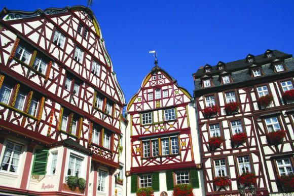Historischer Marktplatz von Bernkastel-Kues