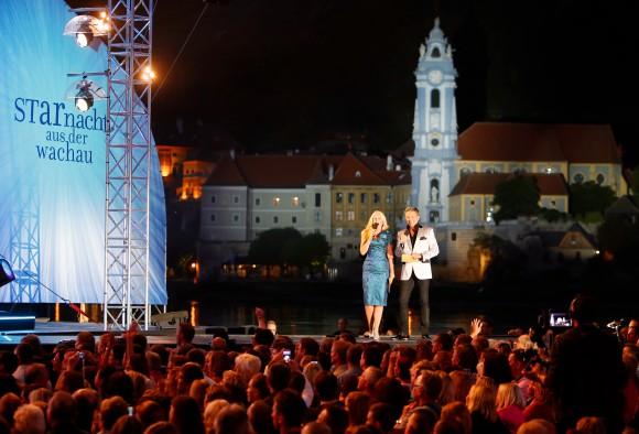 Die Starnacht in der Wachau. Foto: Peter Krivograd