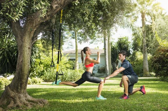 Wellness für Körper & Seele an der südspanischen Costa del Sol. Marbella Club, Golf Resort & Spa ...