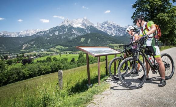 Radfahren in der Region. Foto: Der Löwe