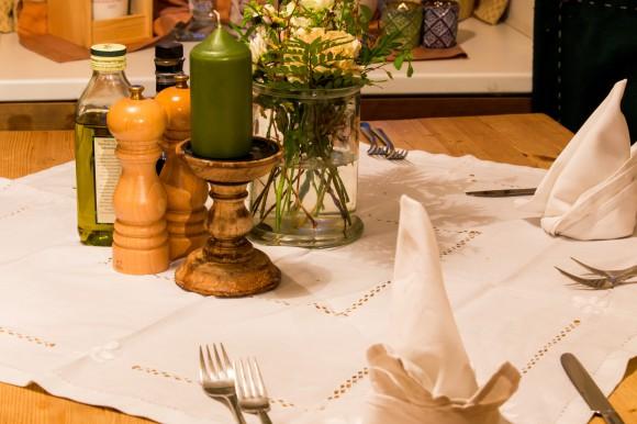 Gemütlichkeit in der rustikal eingerichteten Gaststube vom Kollererwirt. Foto: pixelpoint/Wolfgang Handler