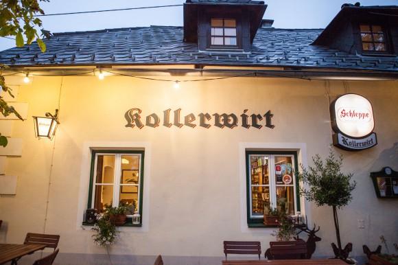 Der Kollerwirt in Tanzenberg. Foto: pixelpoint/Nicolas Zangerle